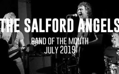 Band Of The Month July 2019
