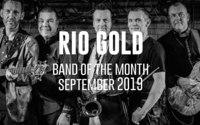 Band Of The Month September 2019