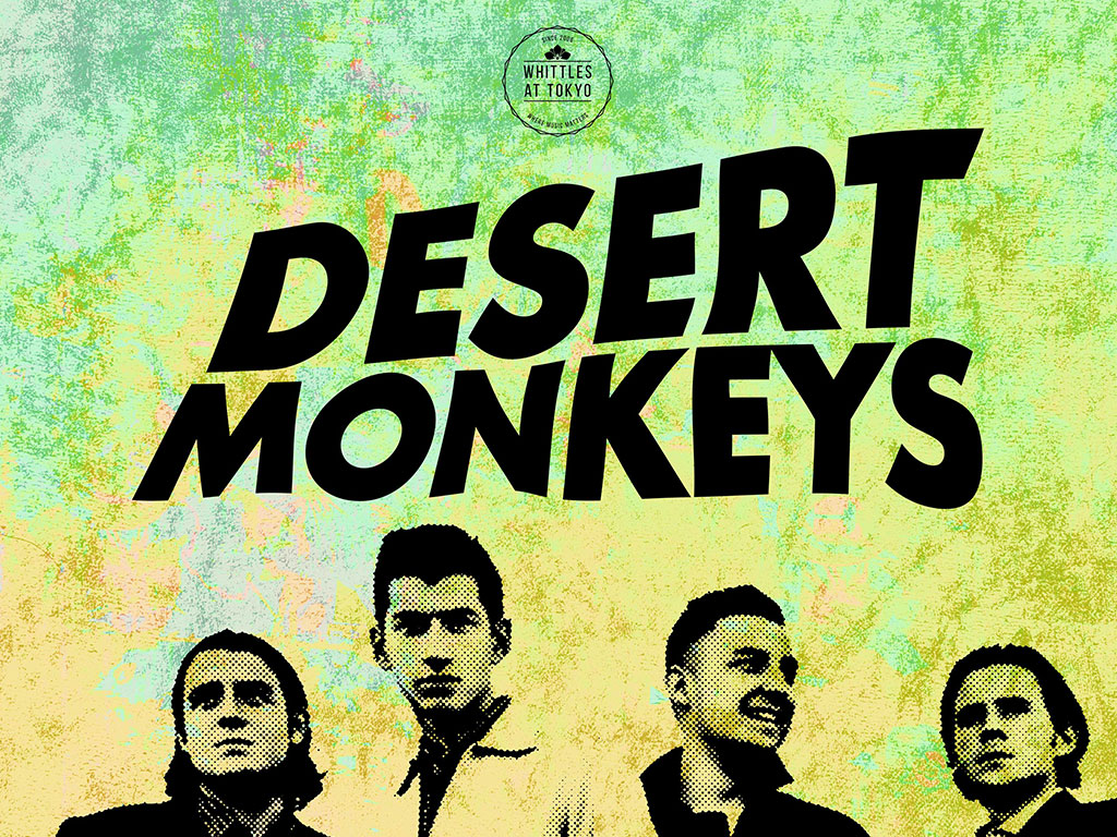 desert monkeys whittles oldham