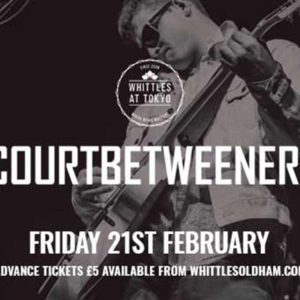 courteeners tribute oldham