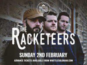 racketeers live oldham