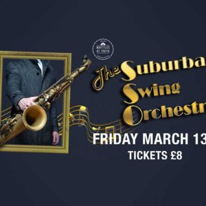 suburban swing orchestra whittles oldham