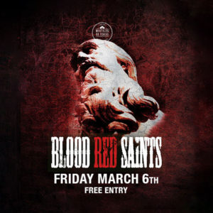 blood red saints live