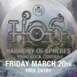 harmony of spheres live