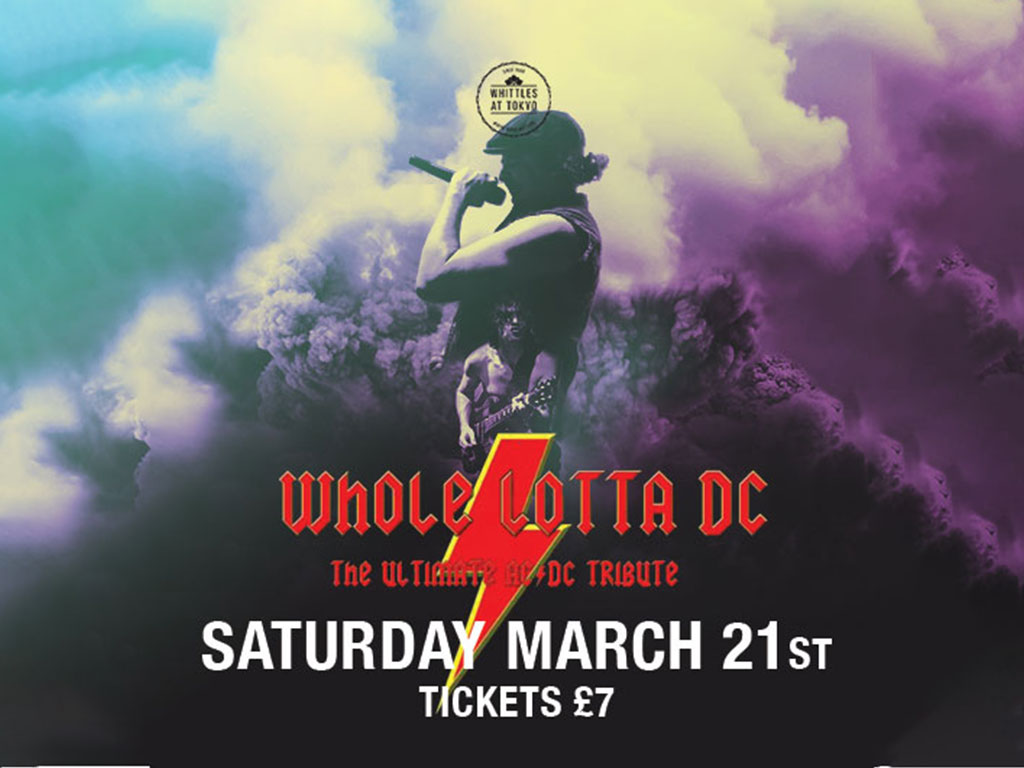 whole lotta dc live