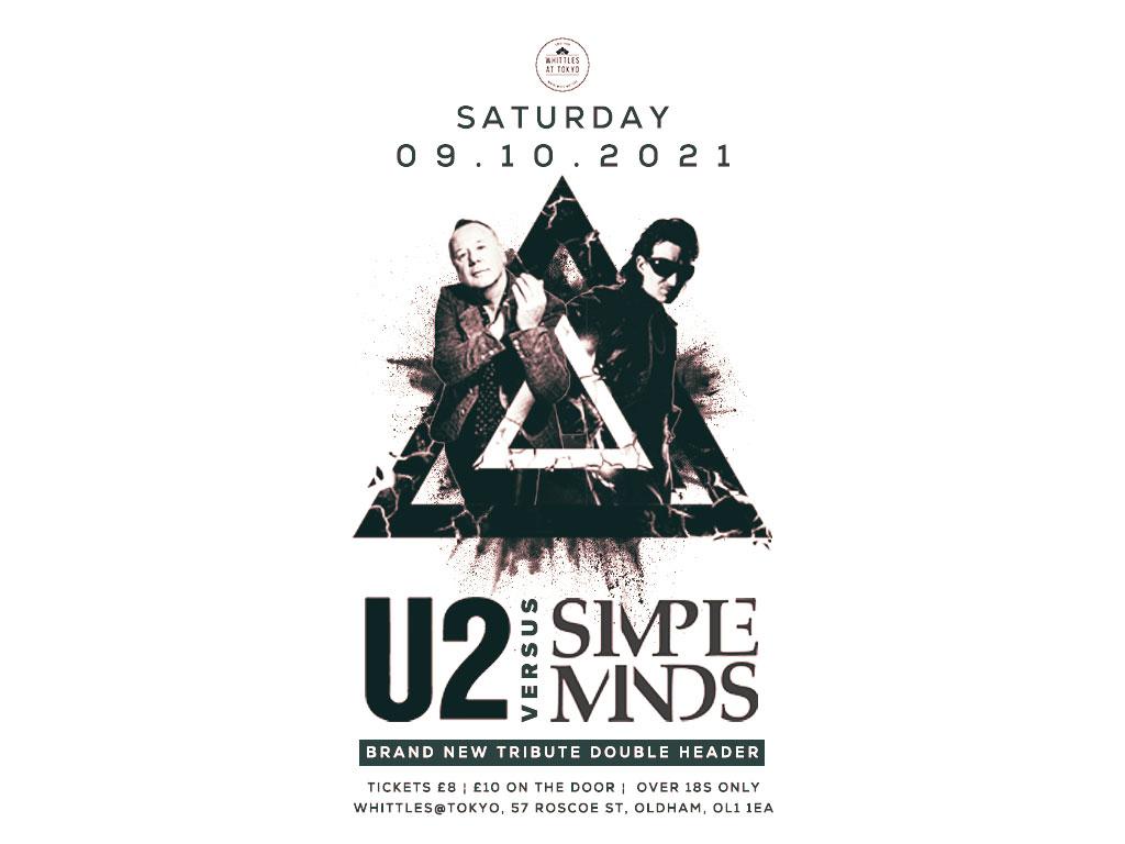 u2 simple minds